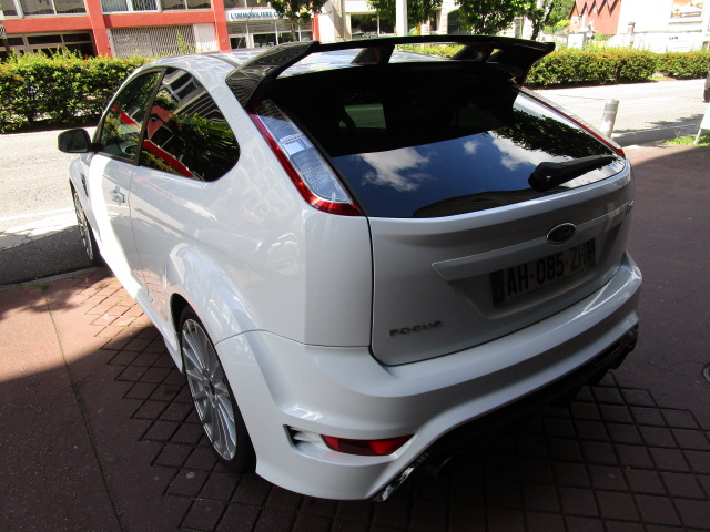 ford focus rs  u00ab mark 2  u00bb 2 5l turbo 305 cv 5 cylindres